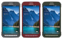 Wholesale Water Proof Cell Phone Unlocked - Refurbished Original Samsung Galaxy S5 Active G870A Unlocked Cell Phone Quad Core 2GB 16GB 16MP 5 Inch Water Proof 4G LTE