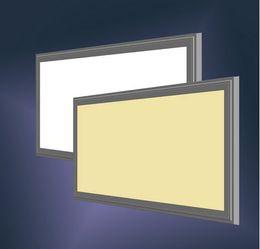 farbe wechselbares glas Rabatt 75W 45W 20W LED-Flächenleuchte 300x600 300x1200 600x1200 mm Flache Deckenleuchten Lamparas Warmweiß Kaltweiß für Office Hotel Store