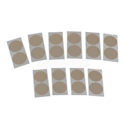 Wholesale Mens Bras - Wholesale-10 Pairs Mens One-off Nipple Covers Breast Concealers Pads Patches Disposable