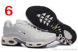 Wholesale Cheap Khaki Flat Shoes - Hot Max TN Plus Shoe Mens Cheap Running Shoes 100% Original Men Sports Shoes Huge Discount On Sale Running Shoes Eur 39-44