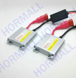 Wholesale 12v 35w Digital Slim Ballast - 2pcs 12V hid bi xenon ballast 35W OEM Digital slim hid ballast 35w electronic ballast D2S ballast for HID kit xenon H7 H4 H1