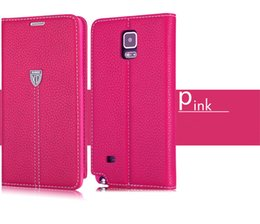 Wholesale Sumsung Phone S3 - PU Pure Colour Leather Wallet Case For iPhone 7 6 6s plus Smart Cell Phone Cover Cases For Sumsung S3 S4 S5 S6 S7 S8 Edge Plus Note 3 4 5