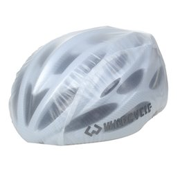 Wholesale Mtb Cycle Helmets - Cycling Helmet Cover Ultralight Waterproof Downhill MTB Road Bike Bicycle Helmet Rain Cover Dust Cover White Black Green Black&Green
