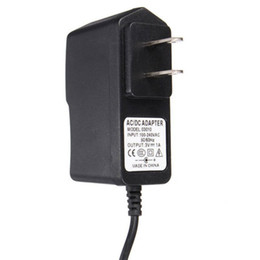 Wholesale 3v Dc Power Supply - US Plug DC 3V 1A Output Power Supply Adapter AC 100V-240V Charger