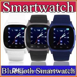2015 Bluetooth Akıllı Saatler M26 İzle için iPhone 6/4/4 S / 5/5 S Samsung S5 / S4 / Not 3 HTC Android Telefon yoluyla ücretsiz DHL G-BS nereden bluetooth ile tedarikçiler