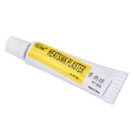 Wholesale Gpu Wholesale - Wholesale- Electronic CPU GPU Thermal Silicone Grease Compound Glue Conductive Heatsink Plaster STARS-922
