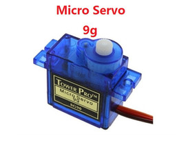 Wholesale Torque Pro - Tower Pro SG90 Micro Servo 9g Torque 1.8kg JR for Aeromodelling for RC 250 Trex 450 550 Helicopter Quadcopter Airplane Car Boat