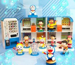 Wholesale Magic Articles - Doraemon doraemon full 10 magic magic jingle doll furnishing articles