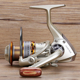 Wholesale Collapsible Fishing - Spinning Fishing Reel 12+1BB Ball Bearings Left Right Interchangeable Collapsible Handle Fish Wheel 5.5:1