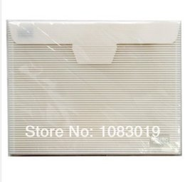 Wholesale Paper File Organizer - Wholesale-New Deli 5508 Socket type file bag paper folders for documents organizer conference office school supplies stationery products