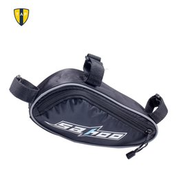 Wholesale Folding Bicycle Bags - Wholesale-Cycling Bike Bicycle Portable Repair Tools Bag Folding Tire Repair Multifunctional Kit Set With Pouch Pump