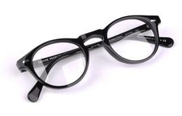 Wholesale Eyeglass Hinges - Vintage optical glasses frame oli peoples ov5186 eyeglasses Gregory peck ov 5186 eyeglasses for women and men eyewear frames