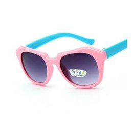 Wholesale Free Pc For Children - 2016 Fashion Baby Retro Sunglasses Eyewear Sun Glasses Goggles For Kids Boys Girls UV Protection Children Promotional Gifts Free Shipping