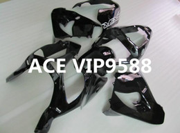 Wholesale Zx9r Black - 3 gifts Motorcycle Fairing kit for KAWASAKI Ninja ZX9R 02 03 ZX 9R 2002 2003 zx9r 02 03 ABS Compression mold Fairings set Black S5