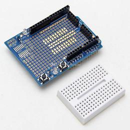 Wholesale Mini Tv Watch - Arduino 328P MEGA Prototype Shield ProtoShield V3 Expansion Mini Bread Board B00289 OSTH