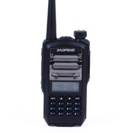 Wholesale Portable Transceivers Vhf Uhf - Baofeng CT-3 Portable Radio walkie talkie Dual Band Dual PTT UHF&VHF 5W 128CH two way radio transceiver
