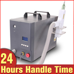 Wholesale Nd Yag Laser Equipment - New Arrival 532nm&1064nm Yag Laser Tattoo Removal Eyeline Removal Nevus Treatment Beauty Equipment ND Yag Laser