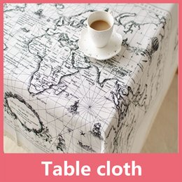 Wholesale Wedding Linen Table Cloth - Shipping Free Flax Table Cloth Tablecloth Fiberflax Table Cover Round For Banquet Wedding Party Decoration Home Textile 16110202
