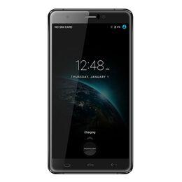 Wholesale Micro Usb Main - HOMTOM HT10 Android 6.0 4G Smartphone 5.5 Inch FHD Screen MTK6797 Deca Core Mobile 4GB+32GB 21MP Main Camera 3200mAh Cellphone