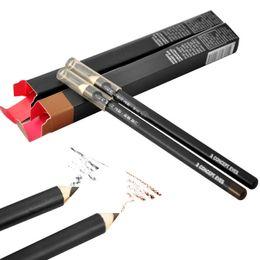 Wholesale Permanent Eyebrow Pencils - Eyebrow Pencil Makeup Eye Brow Pen Enhancer Waterproof Eyebrow Shaping Pencil Paint Permanent Eye Cosmetic Make Up Tools