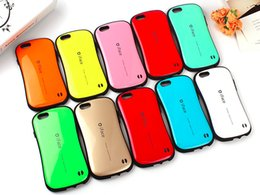 Wholesale Iface Iphone5 - Iface S6 S6 edge iface Case Back Cover Full Protective For iphone5 Iphone 6 plus
