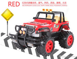 Wholesale Toy Car Rechargeable Battery - Cool digidea remote control cars, SUVs children's toys, remote control car model super, super ruggedness with rechargeable battery