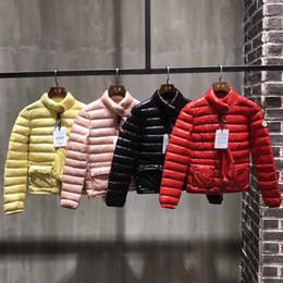 Wholesale Winter Jackets Fashion Women - M344 brand women thin down jacket winter down coat Ladies anorak women coats parka New Style women jackets