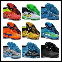 Wholesale Cheap Band Shoes - New Magista Obra FG Men Soccer Shoes Cleats Cheap High Quality Magista Obra FG Football Boots Shoes Cleats Eur 39-45 Free Shipping