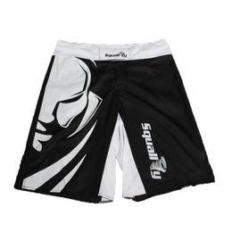 Wholesale Muay Thai Pants - Wholesale-2016 new MMA boxing shorts mens mma Muay Thai boxing fight shorts mixed martial arts sport trunks Muay Thai pants Free shopping