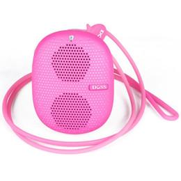 Wholesale Doss Speakers - Original DOSS Stone DS-1196 Stone Rock Bluetooth Mini Speaker Hands-free Call with TF slot Fashion Wearable wireless speaker