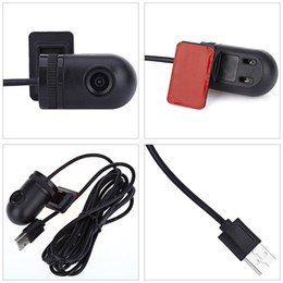 Wholesale Mini Car Cameras System - Mini Front USB Port In-car Camera for Android System Anti-shock And Water-resistant Universal Q9 140 Degree Viewing Angle
