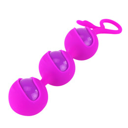 Wholesale Toys For Female Anal Sex - Silicone Vaginal Ball Anal Beads Butt Plug Anus Stimulator In Adult Games , Erotic Sex Toys For Women