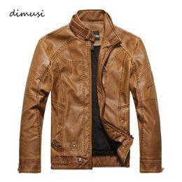 Wholesale jacket cuir men black - Wholesale-Men Autumn Winter Leather Jacket Motorcycle Leather Jackets Male Business casual Coats Brand New clothing veste en cuir,YA349
