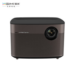 Wholesale Android Home Tv - Wholesale- Original XGIMI H1 Aurora XF10G Led Projector Full HD 1000 Ansi Home Theater Projectors 300 Inch 3D 3GB 16GB Android 4K TV Beamer