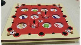 recuerdos de juguete Rebajas Protección del medio ambiente Juego de memoria de madera Juguetes educativos para niños
