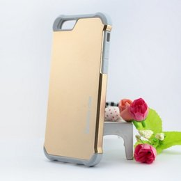 Canada Antichoc Hybrid Silicone + Coque PC Pour iPhone 5S 6S Plus Samsung S6 S7 Edge Note 5 J1 Ace J2 J3 J5 J7 A310F A510F 2016 Offre