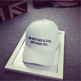 Wholesale Candy Color Hat - Ulzzang Simple two-letter embroidery Baseball Cap, small Cap candy color tide DHL Free Shipping outdoor men and women
