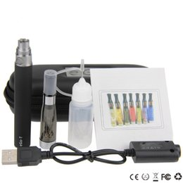 Wholesale Egot Starter Kits - 2016 HOT ego ce5 starter kits CE5 egot electronic cigarette kit ce5 clearomizer 650mah 900mah 1100mah ego t battery full capacity .