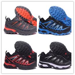 Wholesale Waterproof Walking Shoes Men - 2017 New High Quality Zapatillas Speedcross Running Shoe waterproof hiking shoes Men Walking Ourdoor Sport shoes Athletic Shoes Size 39-46