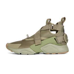 Wholesale Air 45 - 2017 new style Air Huarache five Men Sneakers Running Shoes Size40-45.