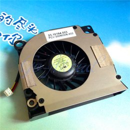 Wholesale Inspiron 1546 - Wholesale-Brand New Original CPU Cool Fan Fit For Dell Inspiron 1525 1526 1527 1545 1546 D620 D630 PP41L FORCECON DFS531205M30T 3 Pins