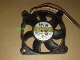 Wholesale Dc Cooling System - Original AVC C5010B12M three lines 5cm 50mm fan DC 12V 0.15A server inverter cooler cooler system