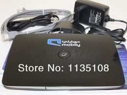 Wholesale 3g Router Usb - Original Unlocked Huawei B683 21.6Mbps 3G wireless router HSPA+ Wireless WIFI Gateway support USB port WCDMA 900 2100MHZ