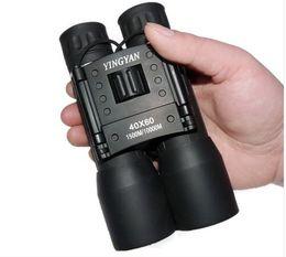 Wholesale Powerful Binoculars - 2016 New arrival 40x60 binocular Zoom Field glasses Great Handheld Telescopes DropShipping hot sale HD Powerful binoculars