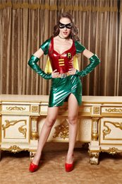 Wholesale Super Sexy Uniform - high quality adult women sexy underwear game uniforms cosplay Superhero costume sexy lingerie wholesale women cosplay dress