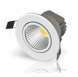 Wholesale Quality Kitchens Direct - Factory direct sale High quality 7W 10W 15W COB Led down light LED Recesse Ceiling down lamp Bath room Indoor Home lamp+LED Driver AC85~265V