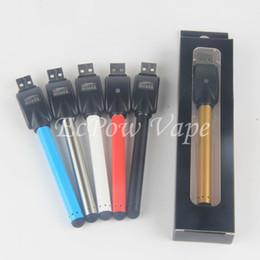 Wholesale Stylus Pen Set - Bud Touch Vape Battery Vaporizer & Stylus Starter kit Set Fully Compatible with O Pen & CE3 Oil refills & Cartridges Slim Pen Vaporiser
