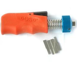 Wholesale Key Cutters - New arrival GOSO Pen Type Plug Spinner LOCKSMITH TOOLS key cutter,Lock Pick gun BK189