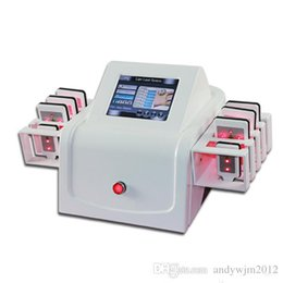 Wholesale Fat System Machine - New Slimming Lipo Laser System Fat Removal Cellulite Machine Slimming Beauty