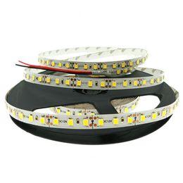 Wholesale High Brightness Led Strip 5m - High brightness 2835 SMD LED strip lights 600LEDs 5m Flexible 12V  24V SAA CE ROHS ETL standard 2 years warranty